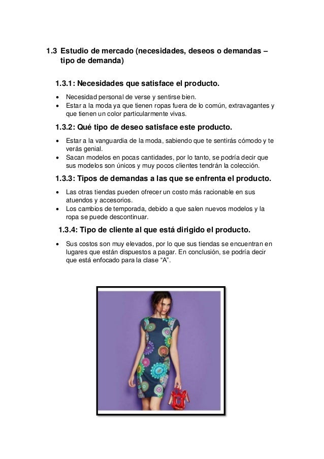 d9783cd10e12 Desigual - Caso de estudio (Análsis de producto en Lima - Perú)
