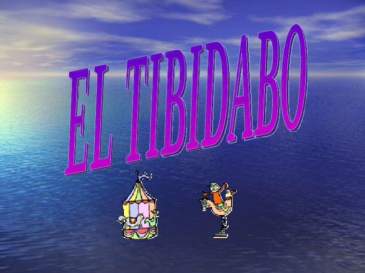 EL TIBIDABO PER FORA