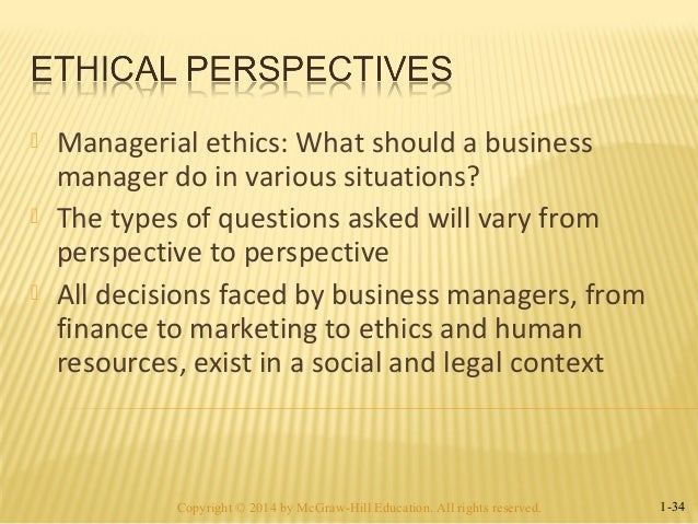 Why study business ethics ppt