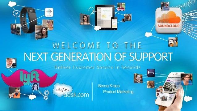Becca Krass Product Marketing