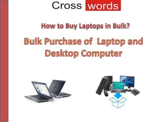 Laptop Wholesale Distributors, Computer Exporters in Dubai