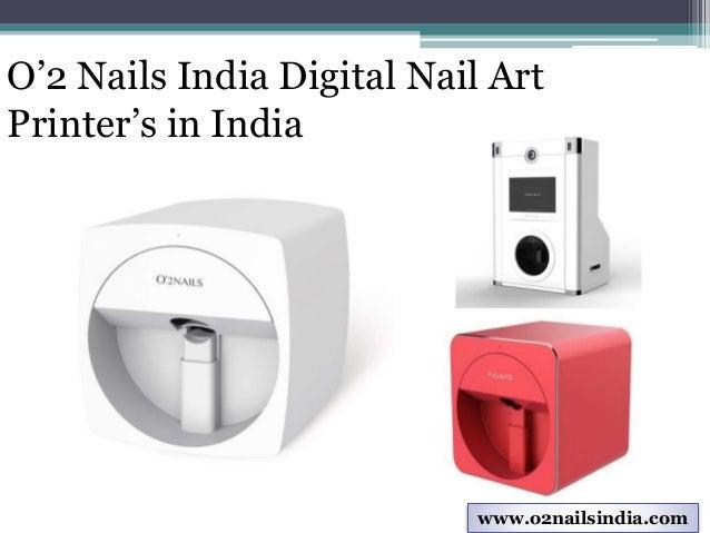 O'2 nails artpro nail printer