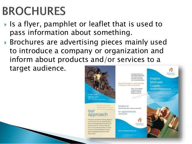 leaflet publisher
