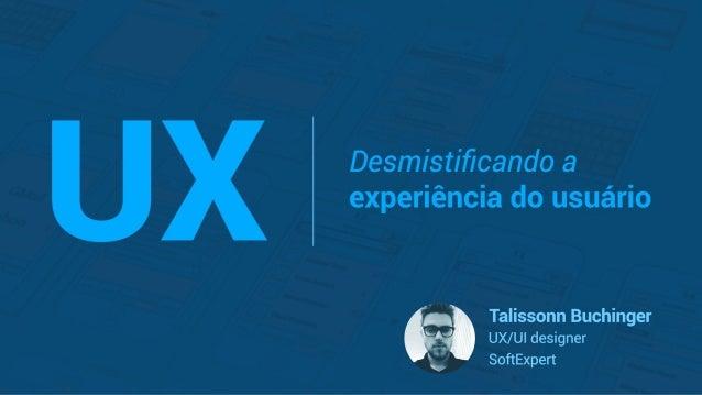 O que são Boas Experiências?
