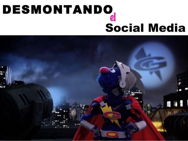 DESMONTANDOelSocial Media