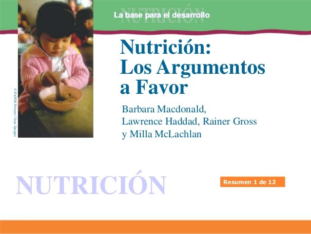 Desnutrición Slide 2