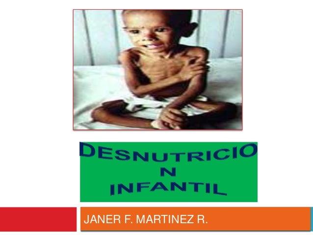 JANER F. MARTINEZ R.