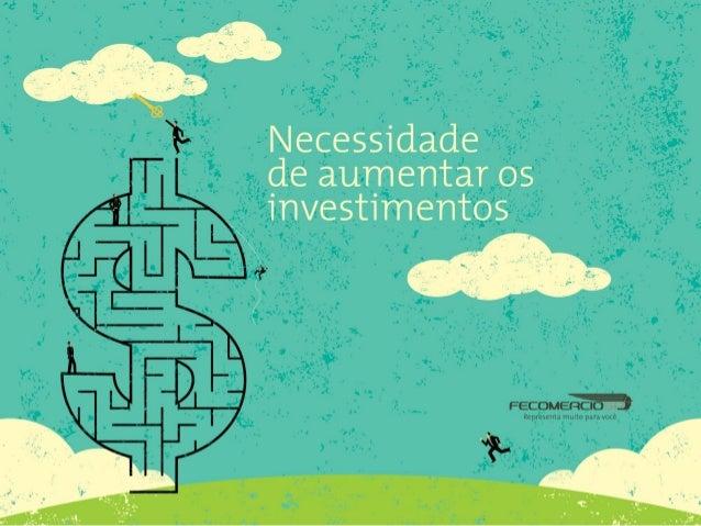 Desoneração e os novos modelos de investimento, 25/10/2012 - Apresentação FecomercioSP