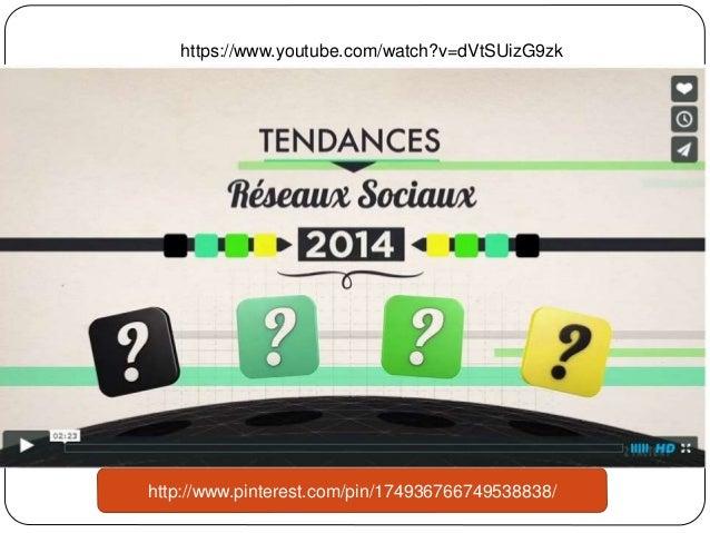 Des réseaux sociaux aux réseaux sociaux d'entreprise  Slide 2