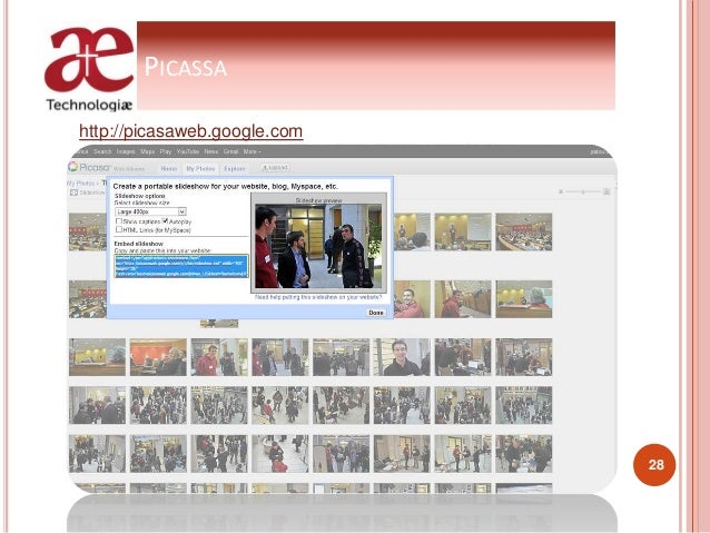 PICASSA http://picasaweb.google.com 28
