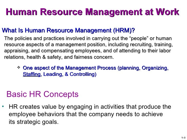 human resource management 10e gary dessler pdf free