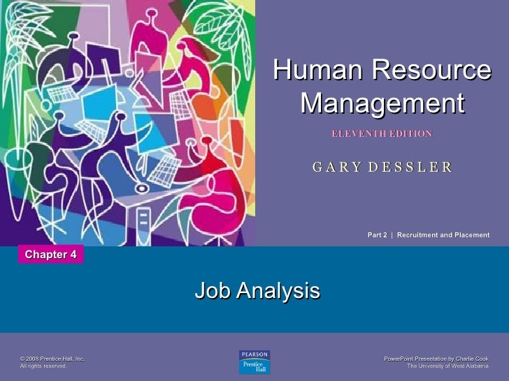 Job Analysis Chapter 4 Part 2     Recruitment and Placement