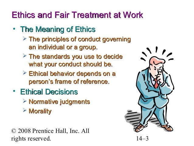 ethical dilemma in hrm Ethical dilemmas in hr management assume you are a plant manager for a from hrm 2301 at el paso community college.