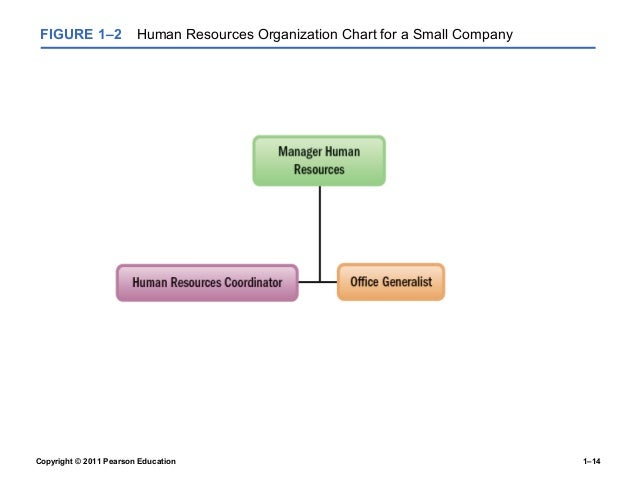 Introduction To Human Resource Management - Hrm Dessler 12E Chapter 01
