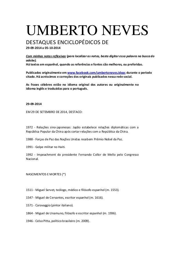 Destaques Enciclopédia 29 09-2014 a 05-10-2014 65cb87cc6d