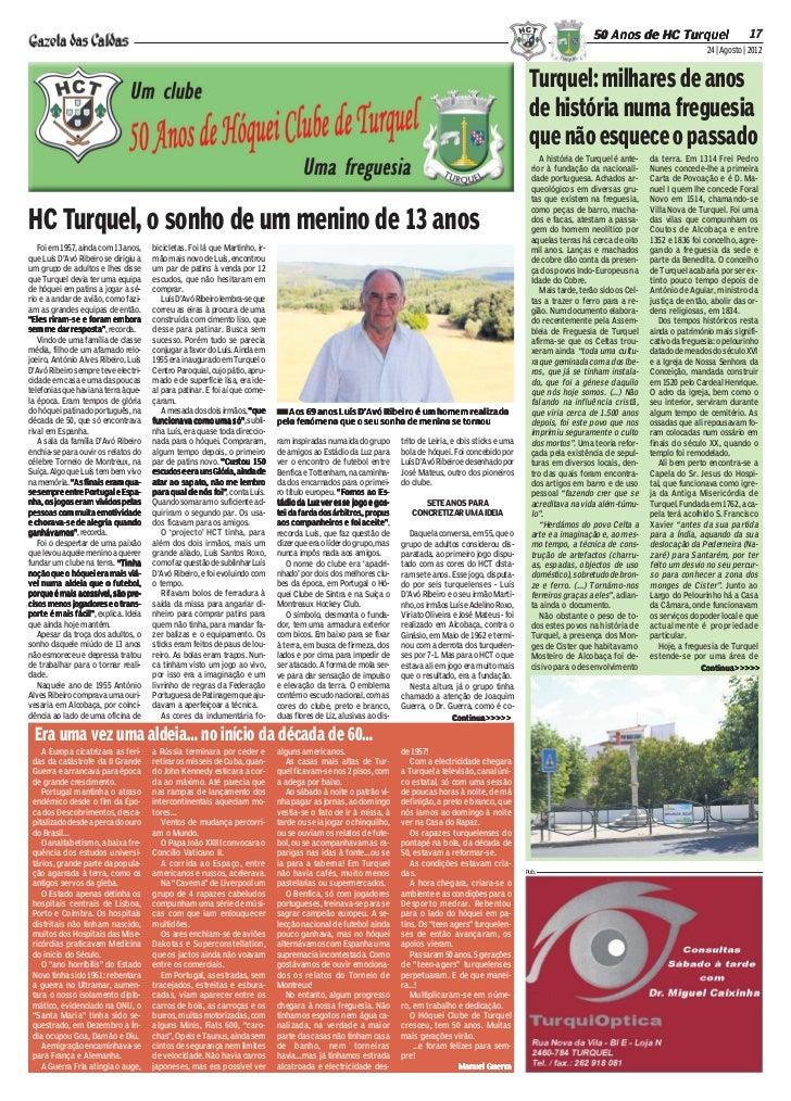 50 Anos de HC Turquel                          17                                                                         ...