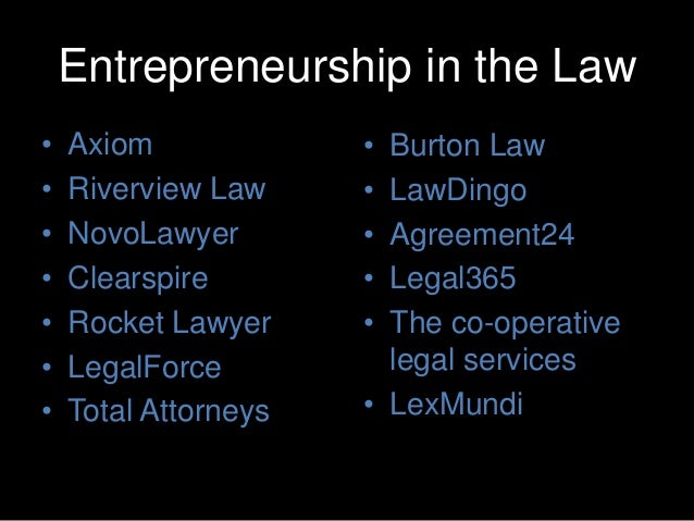 Part-virtual collaboratory Develops 21st century lawyering skills Law + Business + Technology + Innovation INNOVATING LEGA...