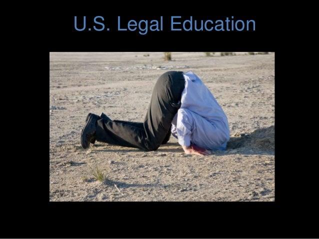 U.S. Legal Education