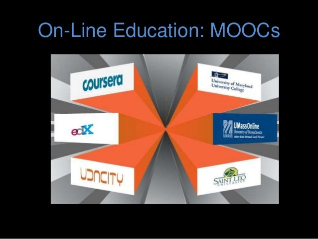 """2012 """"Year of MOOC"""" For Profit • Coursera: – More than 2 Million Registrants – Some classes more than 100,000 students – O..."""