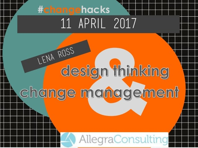 #changehacks 11 april 2017