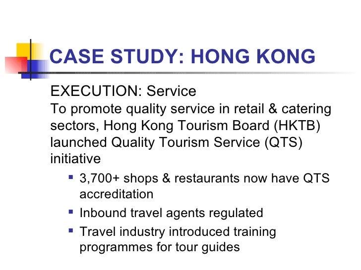 CASE STUDY: HONG KONG <ul><li>EXECUTION: Service </li></ul><ul><li>To promote quality service in retail & catering sectors...
