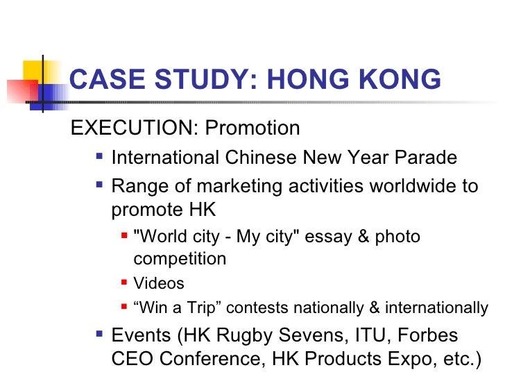 CASE STUDY: HONG KONG <ul><li>EXECUTION: Promotion </li></ul><ul><ul><li>International Chinese New Year Parade </li></ul><...