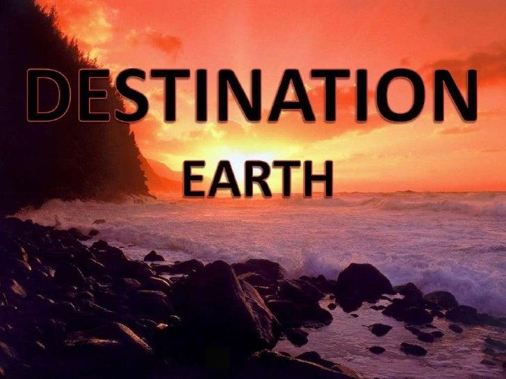 Destination Earth (Pp Tminimizer)