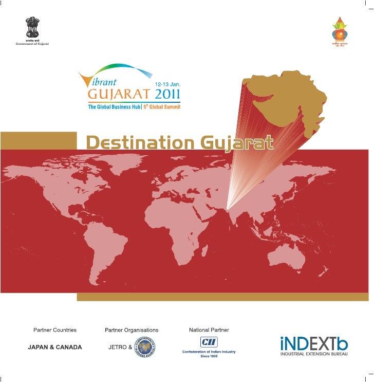 Destination Gujarat - Vibrant Gujarat Summit 2011