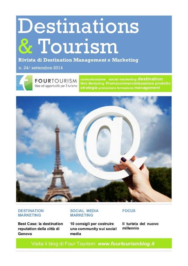 Destination Tourism Marketing Turistico n.24