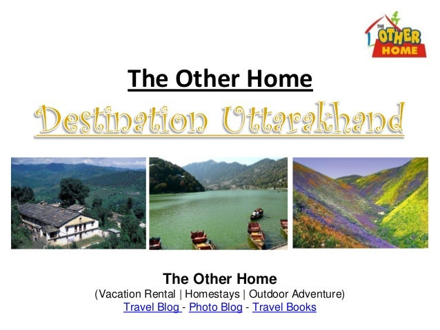 The Other HomeThe Other Home(Vacation Rental   Homestays   Outdoor Adventure)Travel Blog - Photo Blog - Travel Books