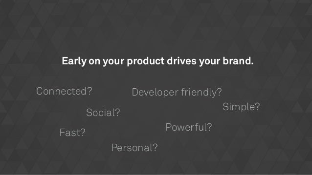Can your brand extend to match your ambition? TeamChat Developer Payments UserChat The Dublin Web Summit Slack Stripe Inte...