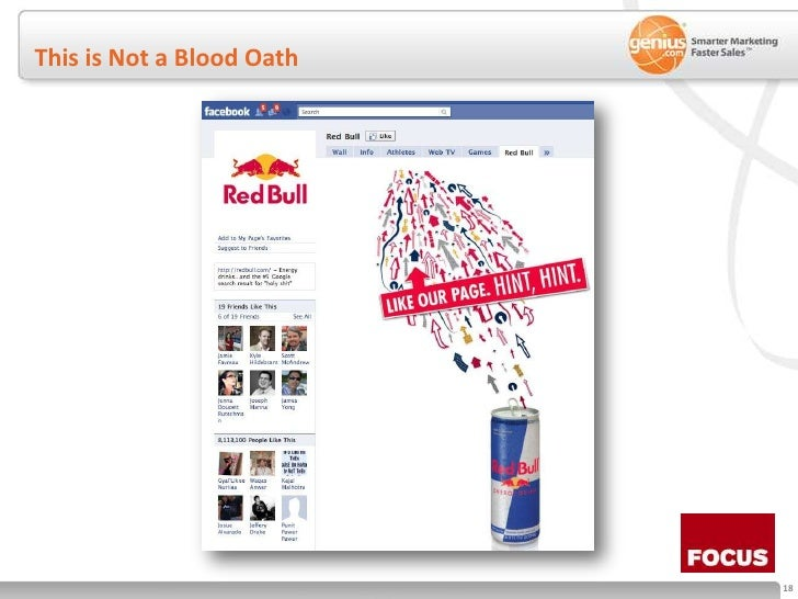 This is Not a Blood Oath<br />