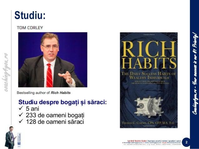 De sunt bogatii bogati si saracii saraci Slide 2