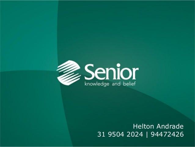 Helton Andrade, 2013 Desvendando o eSocial Helton Andrade 31 9504 2024 | 94472426