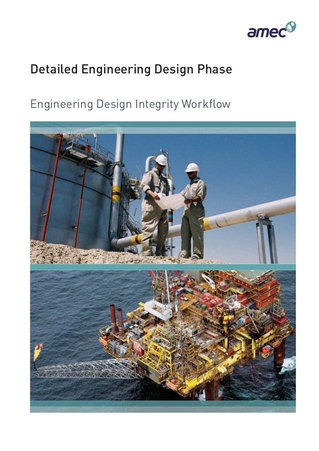 Detailed Engineering Design Phase Engineering Design Integrity Workflow