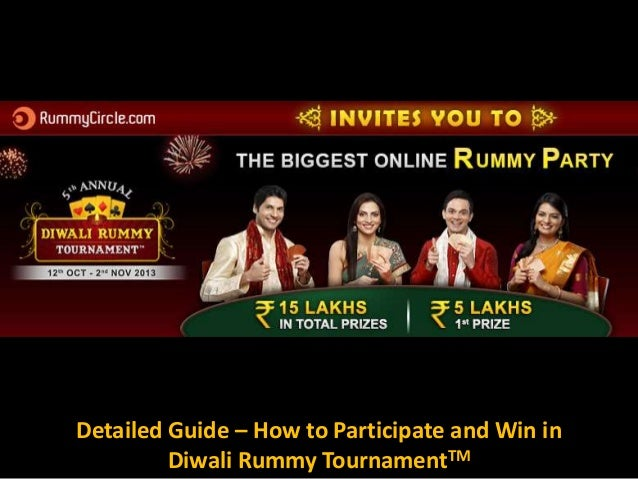 Detailed Guide – How to Participate and Win in Diwali Rummy TournamentTM