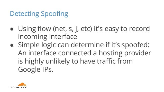 Detecting Spoofing at IXPs