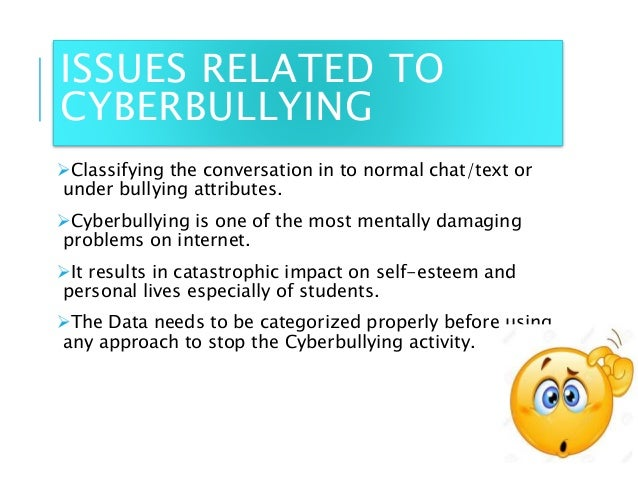 the impacts of cyber bullying