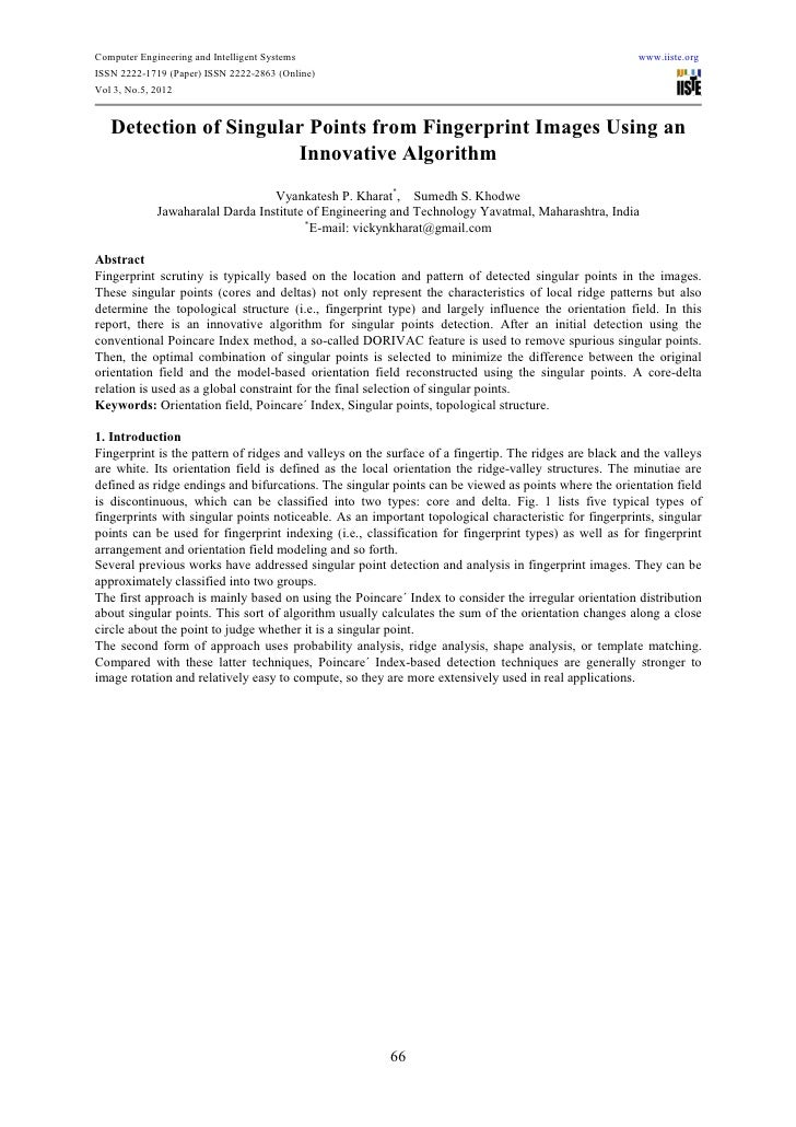 Computer Engineering and Intelligent Systems                                                           www.iiste.orgISSN 2...