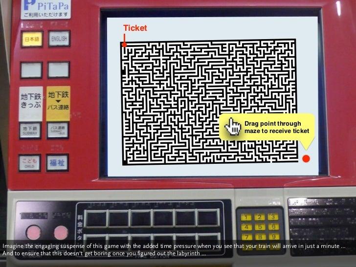 Ticket                                                                                                 Drag point through ...