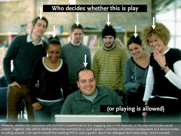 Who decides whether this is play                                                                                    (or pl...