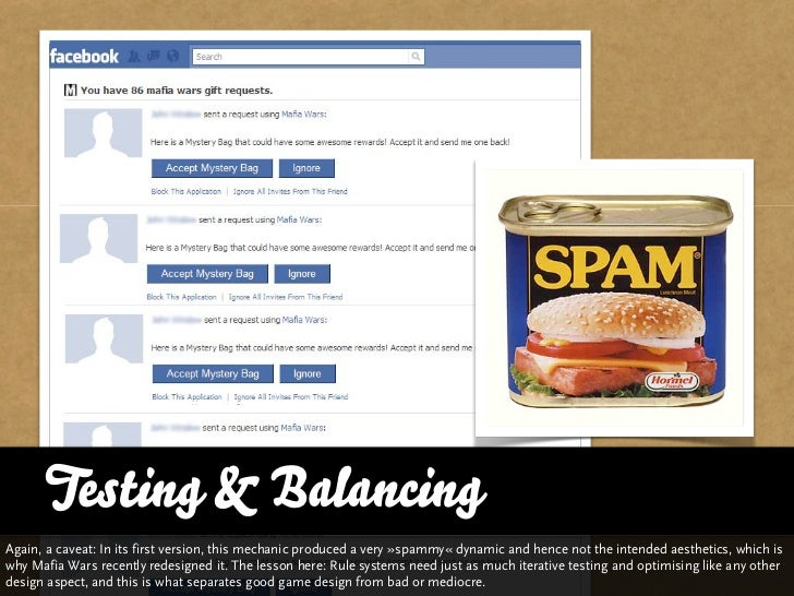Testing & Balancing Again, a caveat: In its first version, this mechanic produced a very »spammy« dynamic and hence not th...