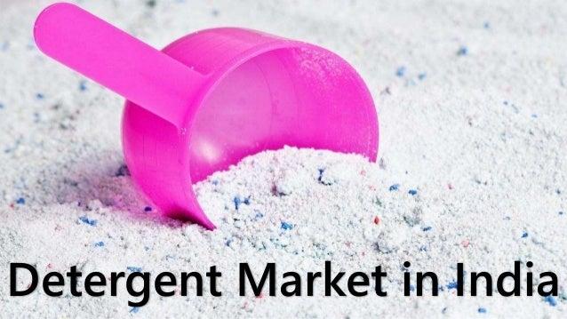 Detergent Market in India