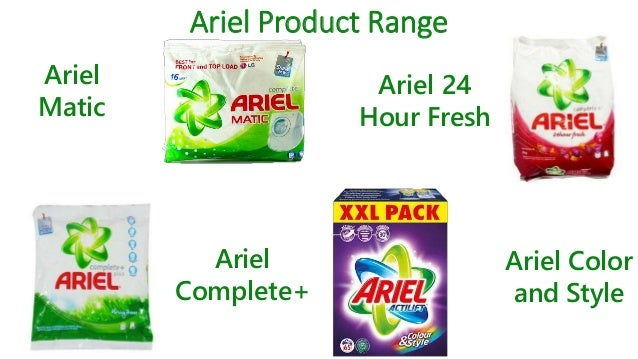 Detergent Wars In India Surf Excel Ariel Nirma Wheel