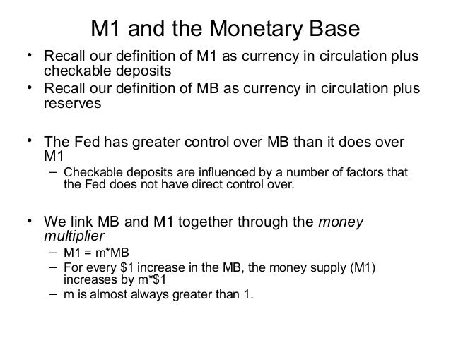 What is the 'Money Supply'