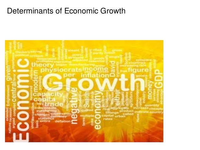 determinants of economic growth in The determinants of economic growth in the philippines: a new look willa boots j tolo wp/11/288.
