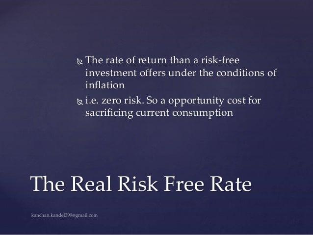 Determination on interest rate Slide 2