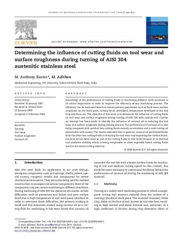 journal of materials processing technology 2 0 9 ( 2 0 0 9 ) 900–909 journal homepage: www.elsevier.com/locate/jmatprotec ...