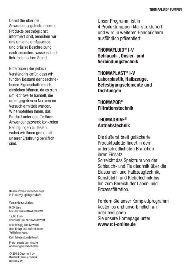 Thomafluid Pumpen deutsch