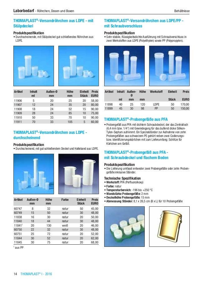 Farbe: natur durchscheinend 50 St/ück H/öhe: 32 mm Au/ßen-/Ø: 8 mm Thomafluid Versandr/öhrchen aus LDPE